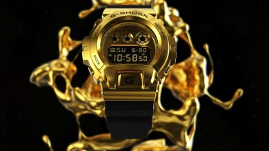 Photo of Casio G-SHOCK Unveils Brand New Luxury Forged Metal Bezel Timepieces For Spring