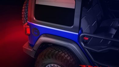 Photo of Mopar to Showcase a Jeep Performance Parts (JPP) Limited-edition Vehicle at Chicago Auto Show