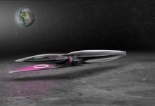 Photo of LEXUS CREATES MOON MOBILITY CONCEPT SKETCH FOR LUNAR DESIGN PORTFOLIO