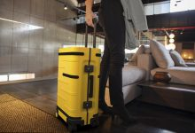 Photo of Samsara Introduces World's First Smart Suitcase With Wi-Fi Hotspot Technology