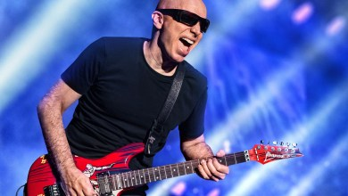 Photo of NAMM 2020: HIGHLY ANTICIPATED AMPLITUBE JOE SATRIANI