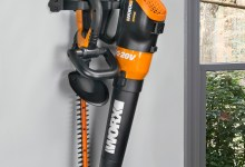 Photo of Get Organized With Wall Mount Tool Organizers From WORX
