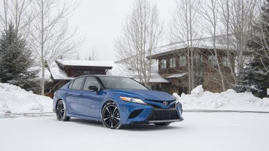 Photo of Toyota Gains More Traction on the Road and in the Sedan Segment with the Launch of Camry and Avalon All-Wheel Drive Models