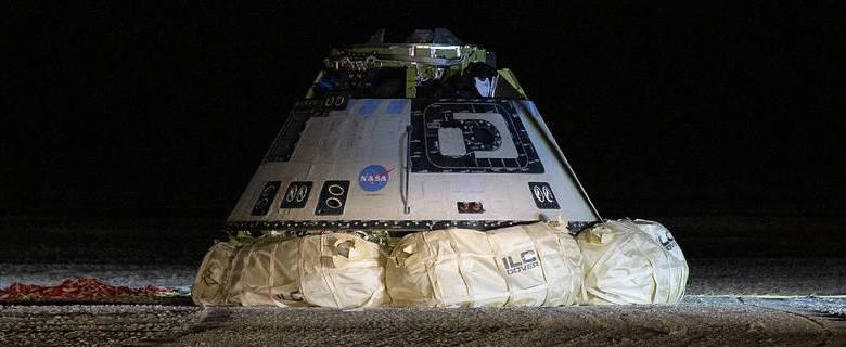 Boeing NASA