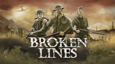 Photo of Bring 'em Back Alive! Tactical RPG Broken Lines Available Now on PC