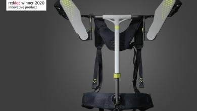 Photo of HYUNDAI MOTOR GROUP'S LATEST EXOSKELETON WEARABLE ROBOT WINS RED DOT DESIGN AWARD FOR INNOVATIVE PRODUCT