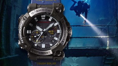 Photo of G-SHOCK Unveils First-Ever FROGMAN Featuring Analog Display