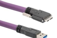 Photo of L-com Launches New High-Flex, Continuous Motion USB 3.0 Cable Assemblies with Machine Vision Thumbscrews