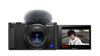 Photo of Sony Electronics Introduces the Digital Camera ZV-1, A Newly Designed Camera for Video Content Creators