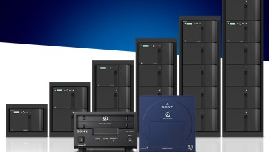 Photo of Sony Launches Generation 3 PetaSite Optical Disc Archive Library with 66 Percent Greater Capacity and 50 Percent Improvement in Archive Performance Versus Previous Generation