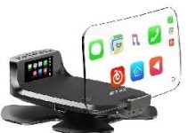 Photo of BOYO VTHUDpro – Head Up Display for Car, Truck or Van – iOS CarPlay & Android