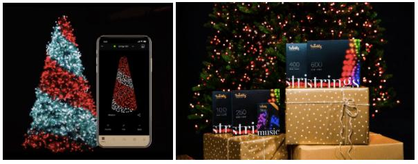 2020 Tech Smart Christmas Lights Kick Off the Holiday Season with Twinkly Smart LED Lights