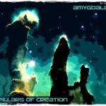 Cover: Amygdala - Pillars of Creation