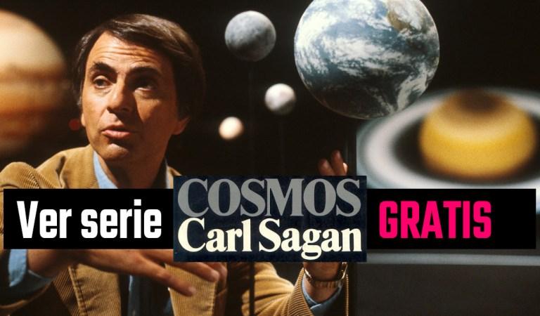 """Ver la serie """"Cosmos"""" de Carl Sagan totalmente gratis en Youtube"""