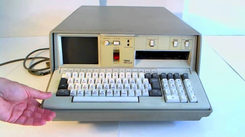 La primer computadora portatil en la historia