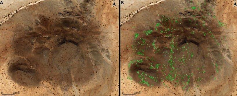 Patrones Galácticos encontrados en miles de Tumbas islámicas medievales