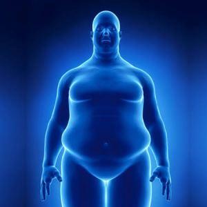 Estudio encuentra que raras variaciones genéticas protegen contra la obesidad.