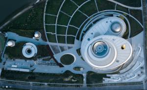El museo de astronomía más grande del mundo fue inagurado en Shangai.