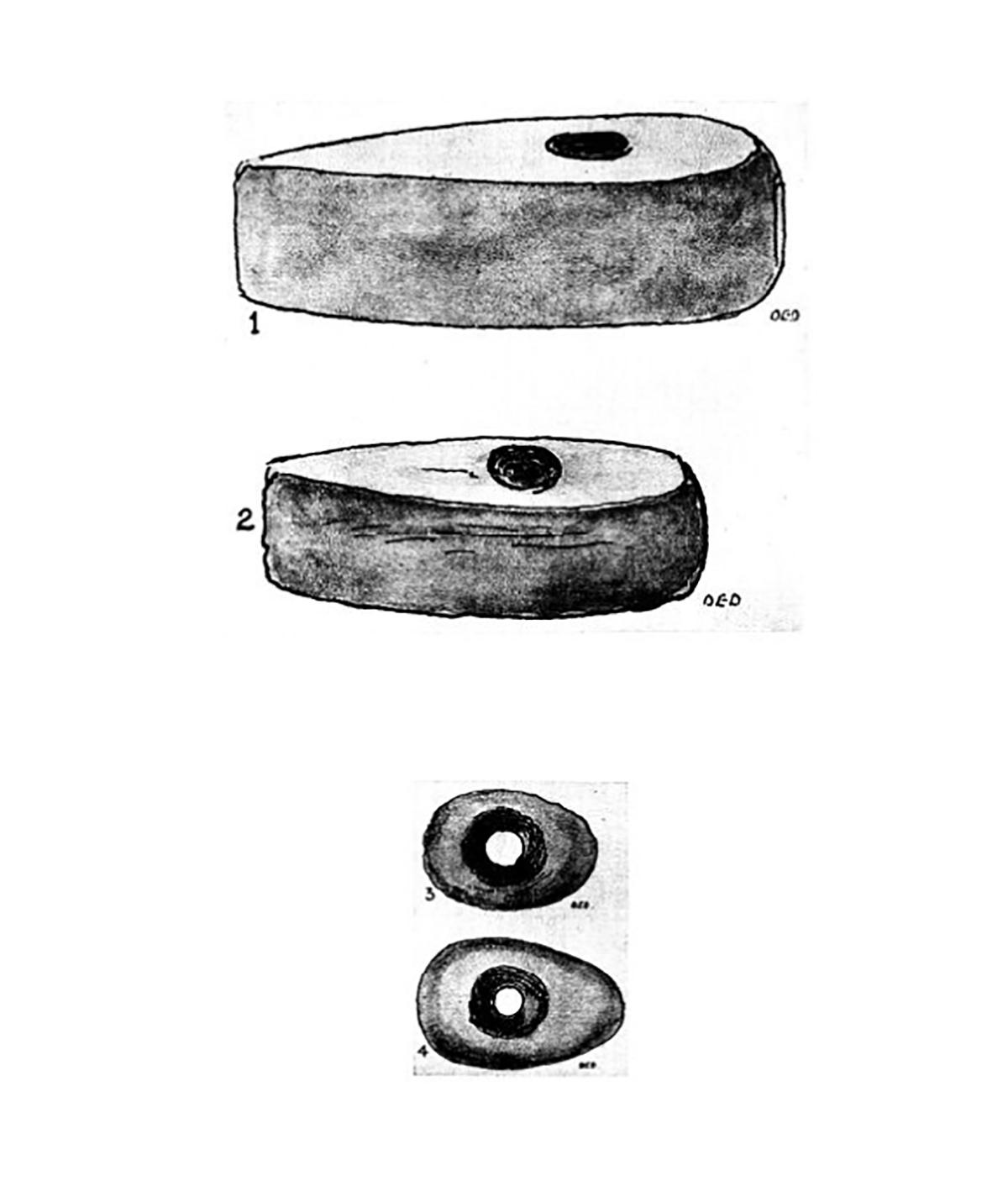 Ager Hammer Stone Llanddewi-Brefi
