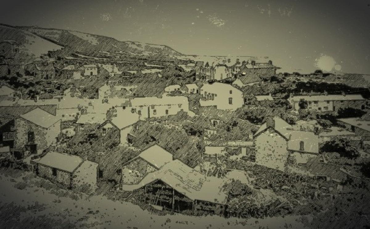 Aberarth History Ceredigion coastal village