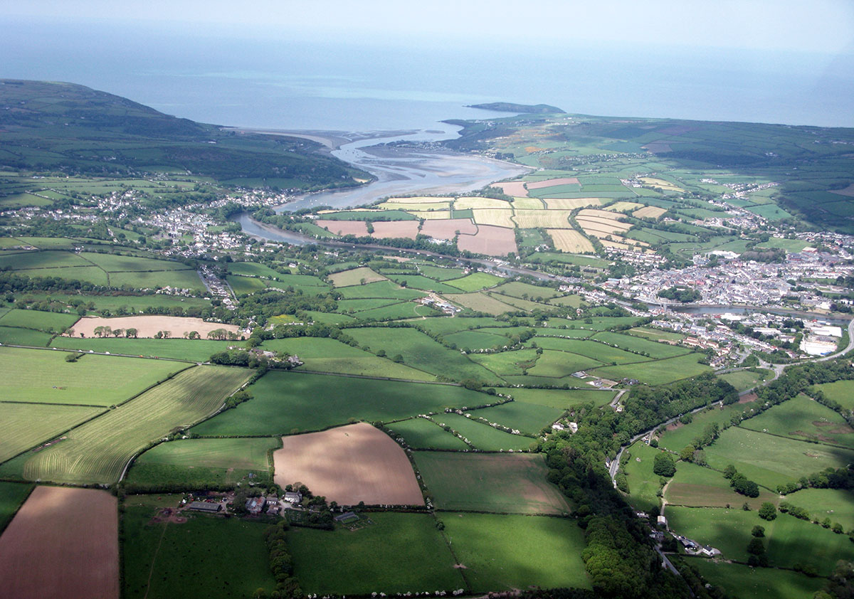 History of Cardigan - Discover the archaeology, antiquities and history of Ceredigion