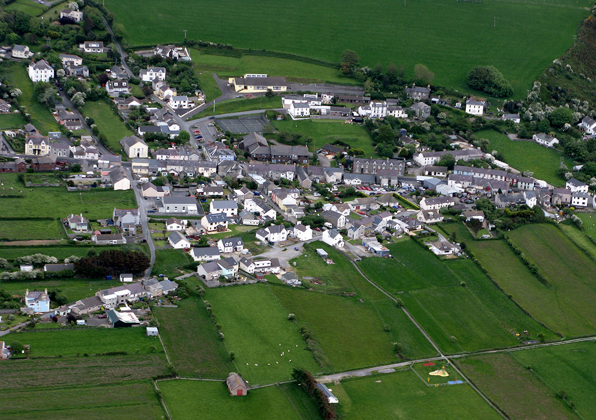 History of Llanon - Discover the archaeology, antiquities and history of Ceredigion