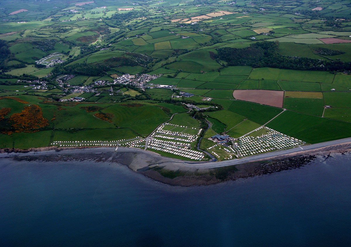 Llanrhystud Coastline History - Discover the archaeology, antiquities and history of Ceredigion
