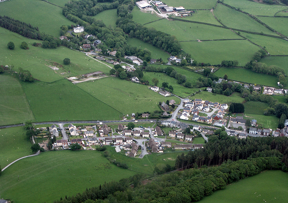 Talybont archaeology - Discover the archaeology, antiquities and history of Ceredigion