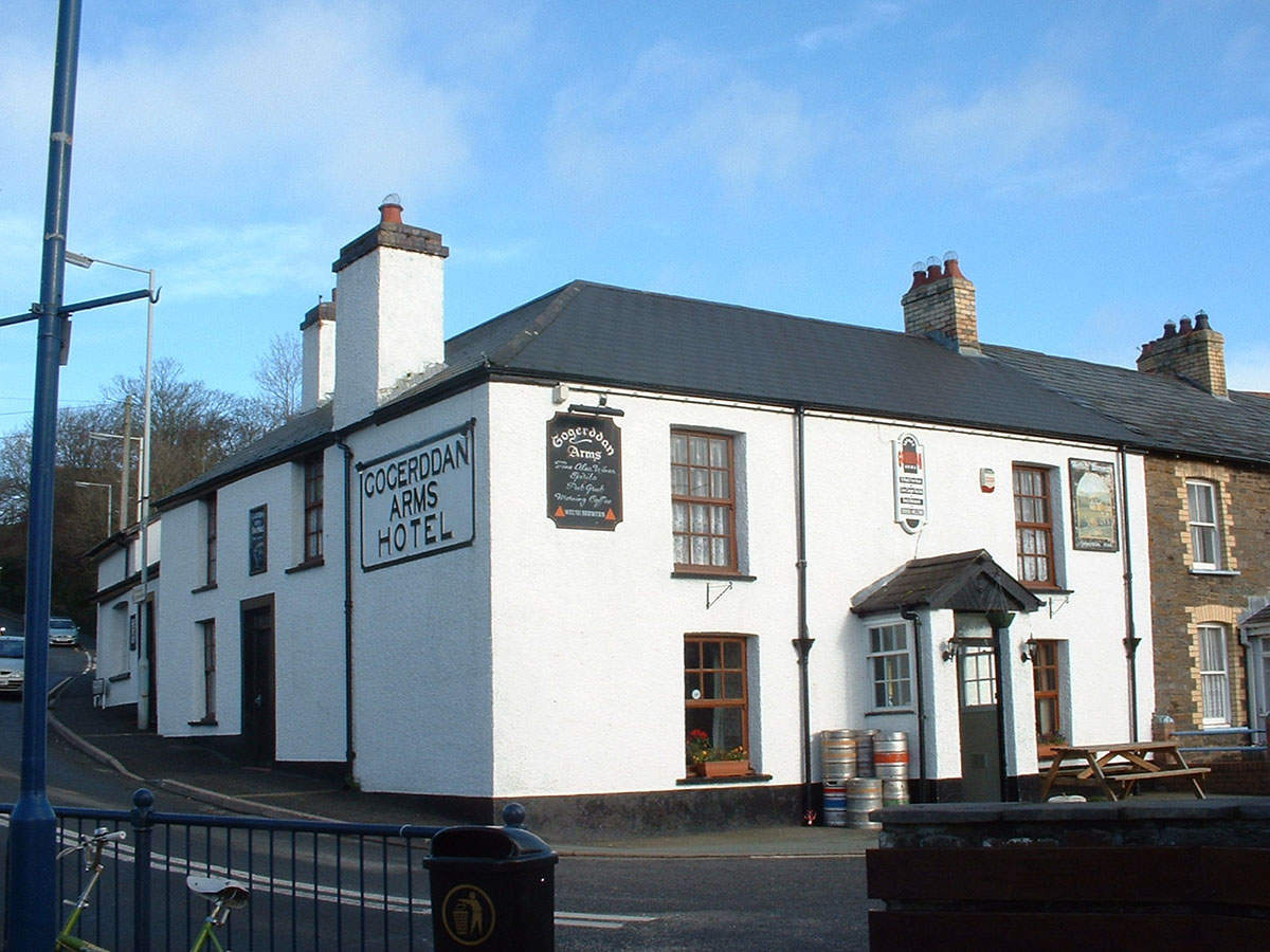 Llanbadarn Fawr History Gogerddan Arms – Discover the archaeology, antiquities and history of Ceredigion