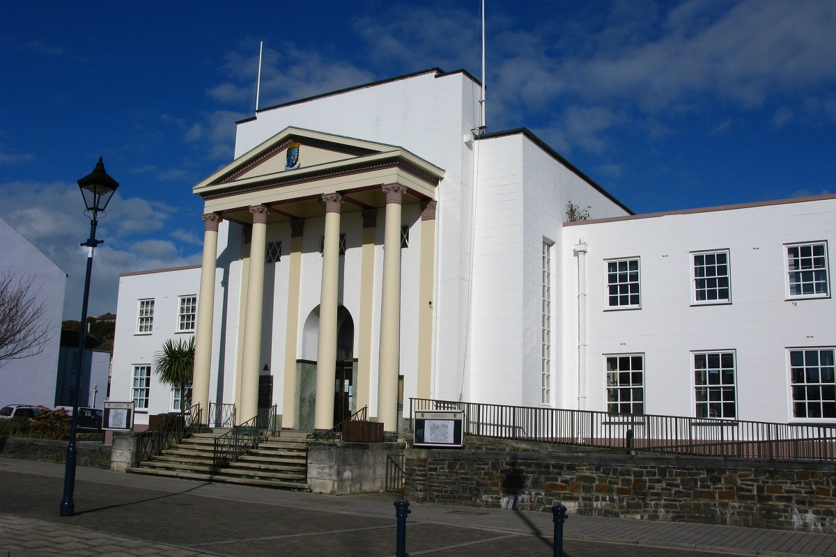 Ceredigion Archives and Local History Research