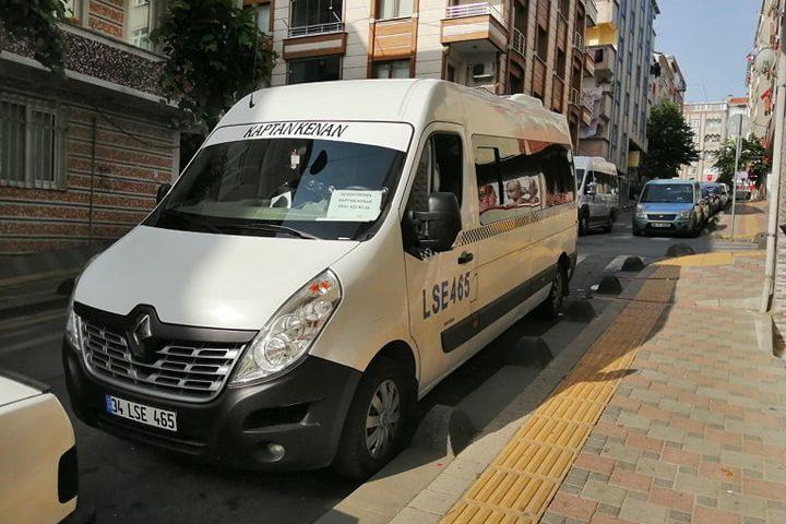 Yenisahra transfer servisi