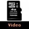 Toshiba High Speed microSD Video