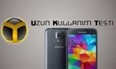 Galaxy S5: Uzun Kullanım Testi