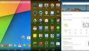 Google Now Launcher ile Arayüzü Değiştirin