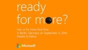 Microsoft'dan Yeni Lumia'lara Davet