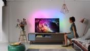 Kavisli TV'lere Android Geldi!