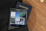 BlackBerry Passport'a Sert Müdahele