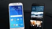 Galaxy S6 ve One M9 Karşı Karşıya