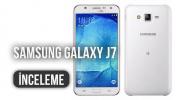 Samsung Galaxy J7 İnceleme