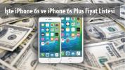iPhone 6s Türkiye Fiyatı!