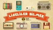 Liseliler Bilmez #5 Game Boy Advance SP