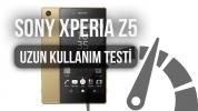 Sony Xperia Z5 : Uzun Kullanım Testi