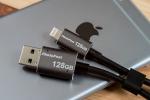 PhotoFast 128 GB'lık Şarj Kablosunu Tanıttı!