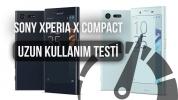 Sony Xperia X Compact: Uzun Kullanım Testi