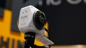 Kodak'tan 4K kayıt yapan 360 derece kamera!