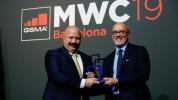 Turkcell, MWC 2019'a ödülle başladı!