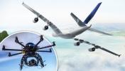 Drone bir yolcu uçağına ne kadar zarar veriyor?