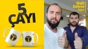 Akıllı bileklik hediyeli canlı yayın! – 5 Çayı #175