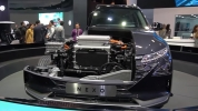 Hyundai Nexo! Hidrojenli otomobil! (Video)