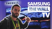 Samsung The Wall! Bu nasıl bir televizyon!